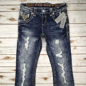 Other - Men Rock Revival Jeans Low Rise Distressed Scion S